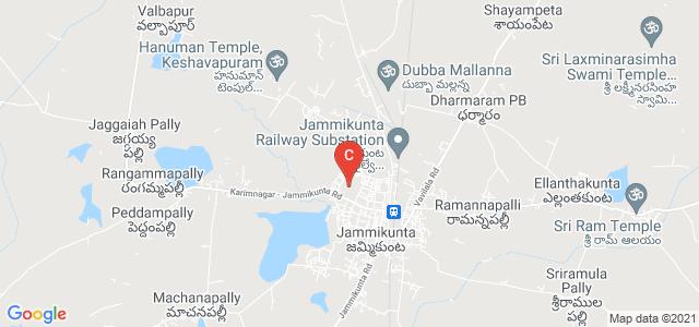 Govt Degree And PG College, Jammikunta, Telangana, India