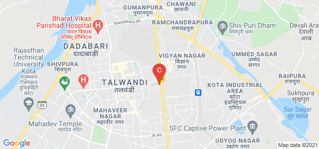 Government Commerce College, Talwandi, Kota, Rajasthan, India