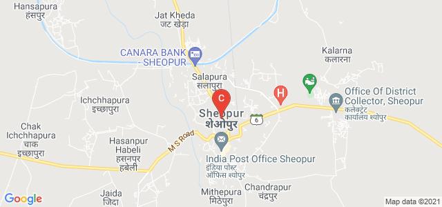 Sheopur, Madhya Pradesh 476337, India