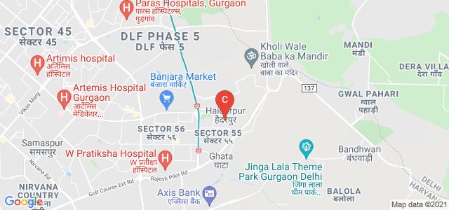 Sushant University, Golf Course Road, Huda, Sushant Lok 2, Sector 55, Gurgaon, Haryana, India