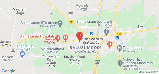 RRDS Government College, Raayalam, Bhimavaram, Andhra Pradesh, India