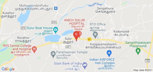 RVS College of Arts & Science, Trichy Road, Mathiyalagan Nagar, Sulur, Tamil Nadu, India