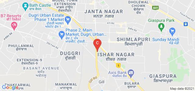 Guru Nanak Dev Engineering College, Gill Park, Ludhiana, Punjab, India