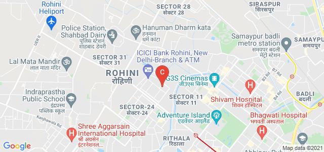 Delhi School of Professional Studies & Research, Institutional Area, Sector 25, Rohini, Delhi, India