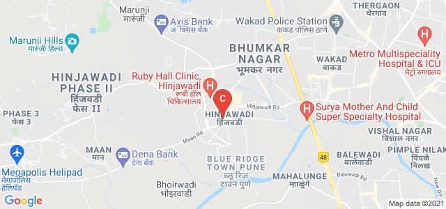 Symbiosis Centre for Management and Human Resource Development, Hinjawadi Phase 1 Road, Phase 1, Hinjewadi Rajiv Gandhi Infotech Park, Hinjawadi, Pune, Maharashtra, India