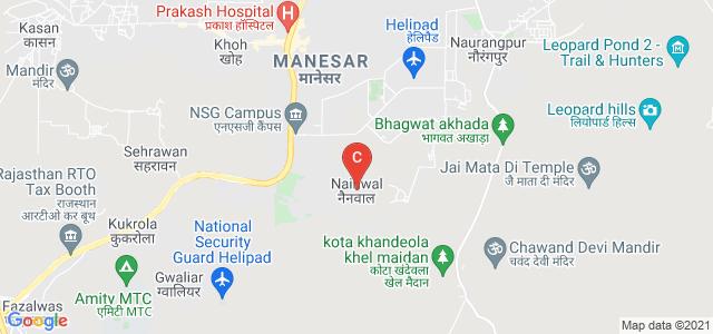 National Brain Research Centre, Gurgaon, Haryana, India