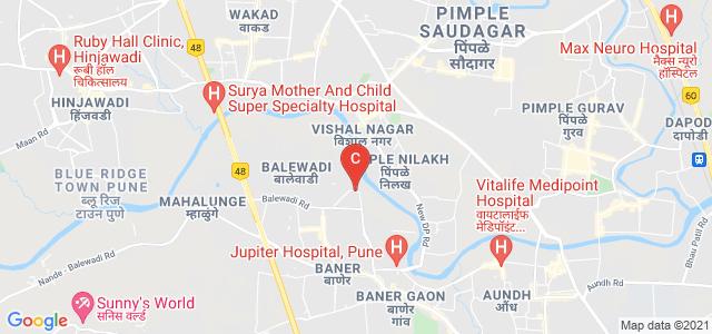National Insurance Academy Road, Ram Nagar, Baner, Pune, Maharashtra, India