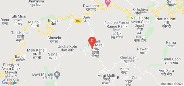 B.T Kumaon Institute of Technology, Almora, Uttarakhand, India