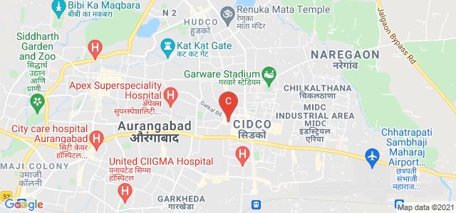 Jawaharlal Nehru Engineering College, N-6, M G M, Aurangabad, Maharashtra, India