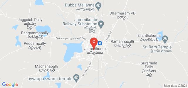 Chanakya Degree College, Jammikunta, Telangana, India