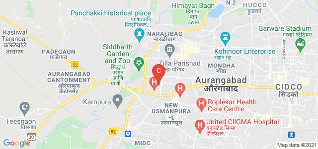 Vivekanand Arts, Sardar Dalipsingh Commerce and Science College, Near Kranti Chowk Police Station, Samarth Nagar, Aurangabad, Maharashtra, India