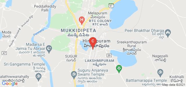 Hindupur, Anantapuram, Andhra Pradesh 515201, India