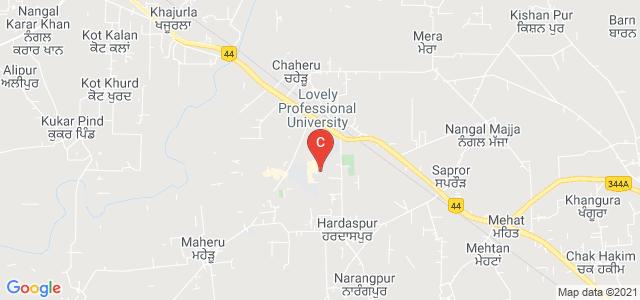 Mittal School of Business, Kapurthala, Punjab, India