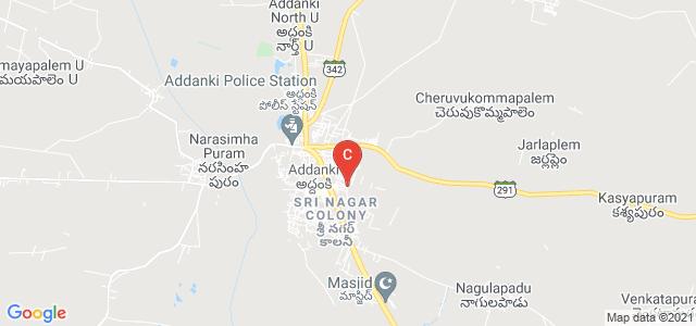 NTR Memorial Degree College, Abhyudaya Nagar, Prakasam, Andhra Pradesh, India