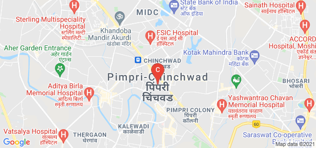 ASM's Institute of Business Management & Research, MIDC, Pimpri Colony, Pune, Maharashtra, India