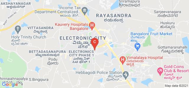 ISBR Business School, Electronics City Phase 1, Electronic City, Bangalore, Karnataka, India
