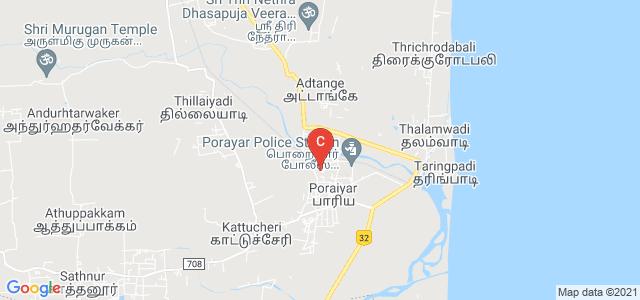 T.B.M.L.College, Porayar, Tamil Nadu, India