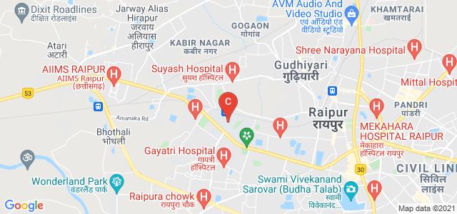 National Institute of Technology, Raipur, Great Eastern Road, Amanaka, Raipur, Chhattisgarh, India