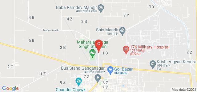 Hindumal Kot Road, Water Works Colony, Sri Ganganagar, Rajasthan 335001, India