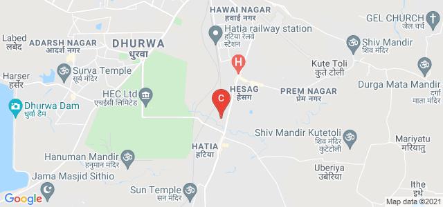 NIFFT, NIFFT Colony, Kanchnatoli, Ranchi, Jharkhand, India