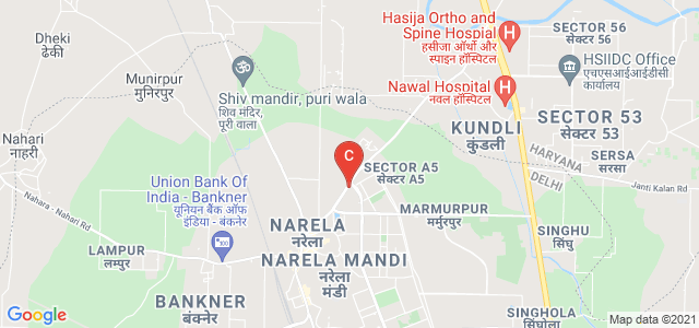 CPJ College of Higher Studies And School of Law Narela, Sector A5, Narela, Delhi, India