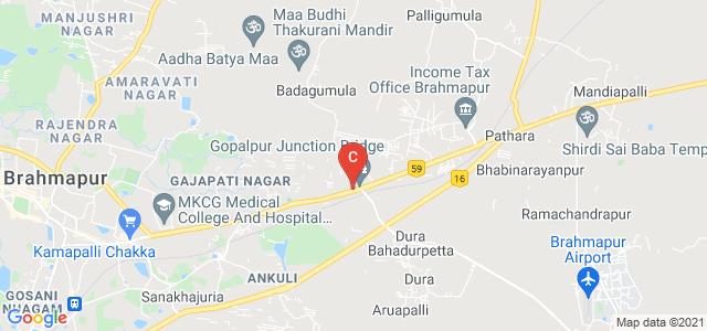 Roland Institute Of Pharmaceutical Sciences, Basudev Nagar, Brahmapur, Odisha, India