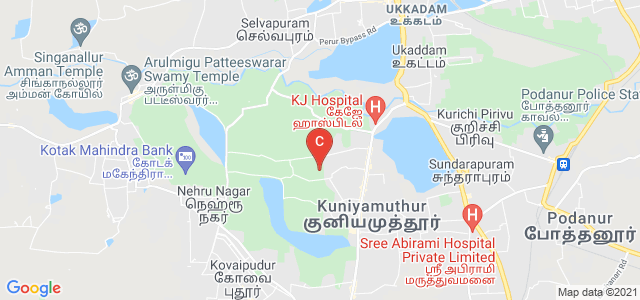 Sri Krishna College of Arts and Science, SIDCO - Sugunapuram Road, Sugunapuram East, BK Pudur, Kuniamuthur, Coimbatore, Tamil Nadu, India