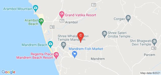 Mandrem, Goa 403527, India