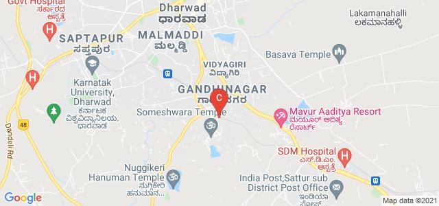 Shri Dharmasthala Manjunatheshwara College of Engineering and Technology., Rajivgandhinagar, Dharwad, Karnataka, India