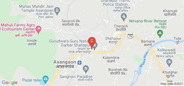 Shivajirao S. Jondhle College of Pharmacy, Tal, Shahapur, Thane, Maharashtra, India