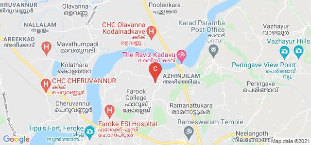 Farook College, Farook College Road, Kozhikode, Kerala, India