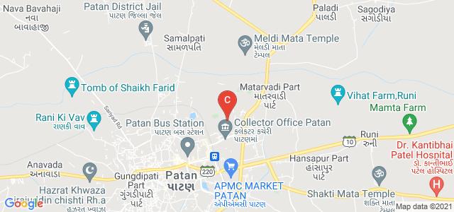 Hemchandracharya North University, Patan, Gujarat 384265, India