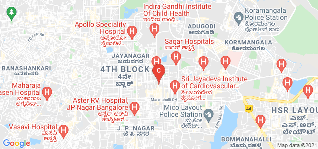 Rajiv Gandhi University of Health Sciences, 4th T Block, 4th T Block East, Pattabhirama Nagar, Jayanagar, Bangalore, Karnataka, India