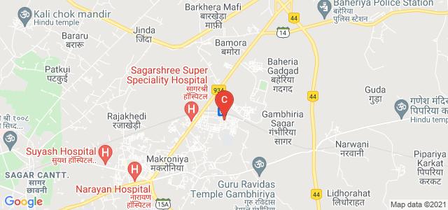 Swami Vivekanand Mahavidyalaya Sagar, Deen Dayal Nagar, Rajakhedi, Madhya Pradesh, India