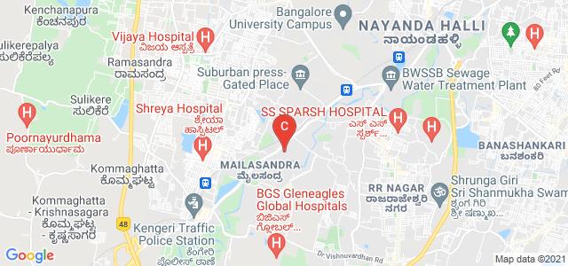 R. V. College of Engineering, Mysore Road, RV Vidyaniketan, R V Vidyanikethan Post, Bangalore, Karnataka, India