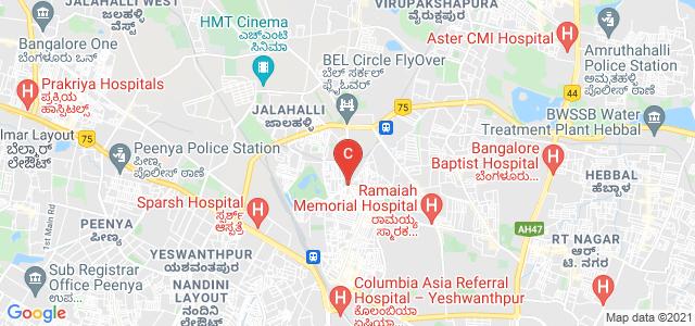 Ramaiah Institute of Technology, MSRIT Post, M S Ramaiah Nagar, MSR Nagar, Bangalore, Karnataka, India