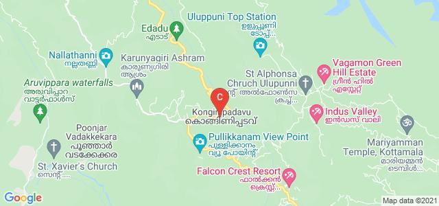 DC School Of Management And Technology, Pullikkanam, Kerala, India