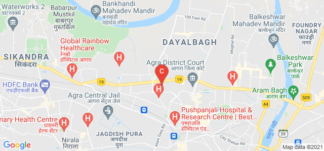 Dr. Bhim Rao Ambedkar University, Khandari, Agra, Uttar Pradesh, India