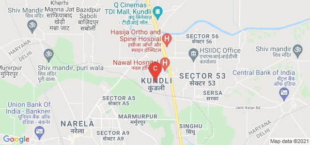 SRM University Delhi - NCR Sonepat, Rajiv Gandhi Education City, Sonipat, Haryana, India