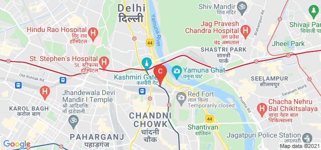 Ambedkar University Delhi, Lothian Road, Chabi Ganj, Old Delhi, New Delhi, Delhi, India