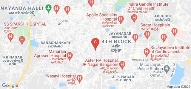 BNM Institute Of Technology, 12th Main Road, 27th Cross, Banashankari Stage II, Banashankari, Bangalore, Karnataka, India
