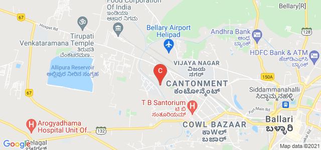 Ballari Institute Of Technology and Management, Ballari, Karnataka, Ballari, Karnataka, India