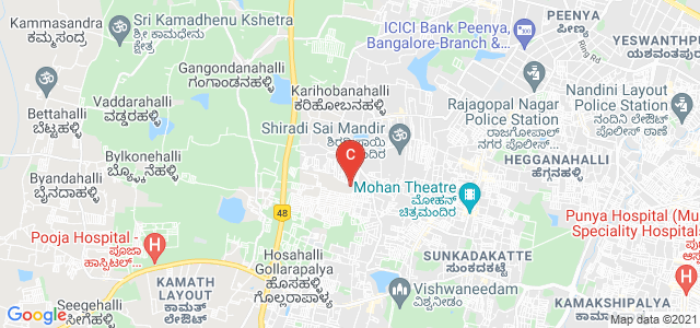 Acharya Bangalore Business School, Magadi Main Rd, Shushruti Nagar, D Group Employees Layout, Bengaluru, Karnataka, India