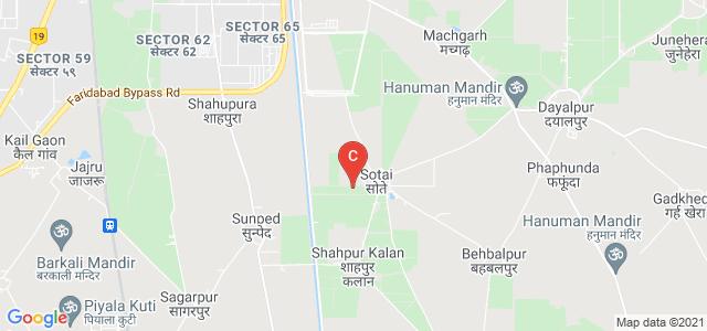 Manav Rachna International Institute Of Research And Studies, Gadakhor Basti Village, Rocky Area, Faridabad, Haryana, India