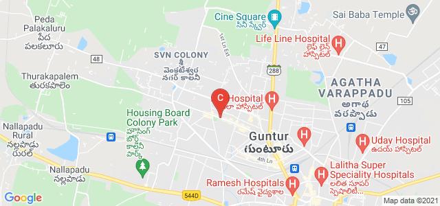 Vishwa Bharathi College of Pharmaceutical Sciences, NRT Rd, Guntur, Andhra Pradesh, India