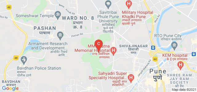 Progressive Education Society, Shivajinagar, Pune, Maharashtra, India