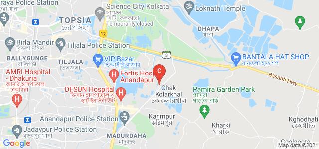 Indian Institute of Foreign Trade, Kolkata, 1583, Chowbagha Road, Ward No 108, Borough XII, Madurdaha, Kolkata, West Bengal, India