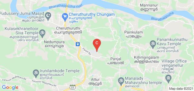 Jyothi Engineering College, Cheruthuruthy, Kerala, India