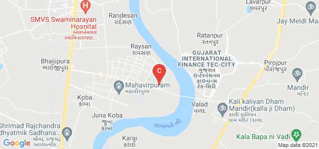 Pandit Deendayal Energy University- PDEU (Formerly PDPU), Raysan, Gujarat, India