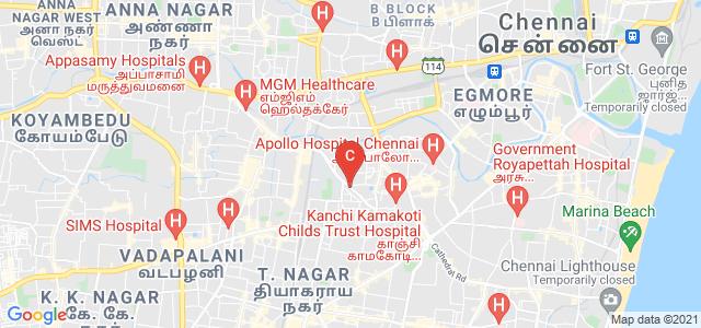 Loyola-ICAM College of Engineering and Technology, Nungambakkam, Chennai, Tamil Nadu, India